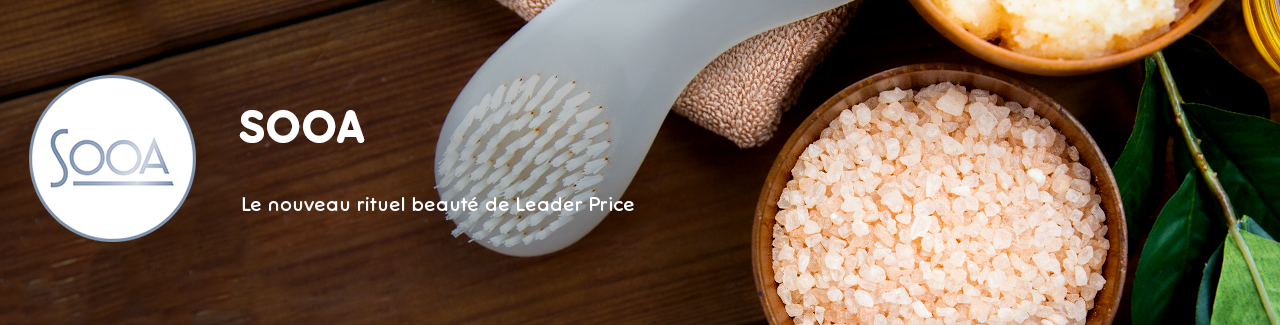SOOA chez Leader Price